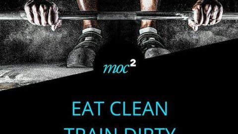 Jedz czysto, trenuj ostro!