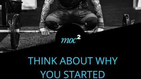 Przypomnij sobie dlaczego zacząłeś #motivation #success #hustle