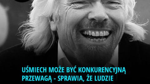 Uśmiech może być konkurencyjną przewagą