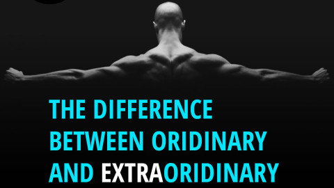 The difference between oridinary and extraoridinary is…