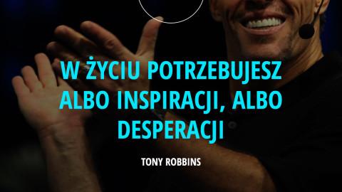 Tony Robbins w Polsce!