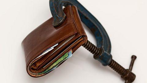 Jak się nie rozsypać , nie stracić chęci i wyjść z finansowego dołka