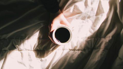 Cudowna MOC drzemki kofeinowej